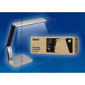Настольная лампа офисная TLD-503 Silver/LED/546Lm/5000K/Dimer/USB 6415