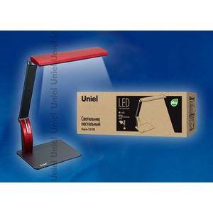 Настольная лампа офисная TLD-503 Red/LED/546Lm/5000K/Dimer/USB 6533