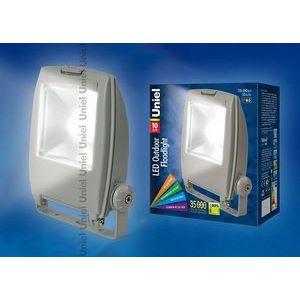 Настенный прожекторы ULF-S02-10W/DW IP65 110-240В GREY картон 7399