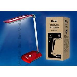 Настольная лампа офисная TLD-511 Red/LED/550Lm/4500K 7537