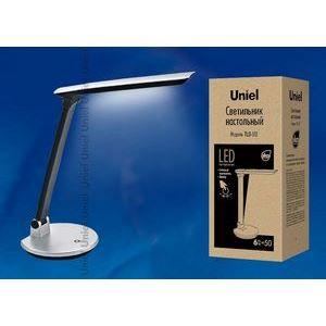 Настольная лампа офисная TLD-512 Silver/LED/550Lm/4500K/Dimer 7540