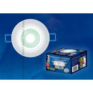Встраиваемый светильник ULM-R31-3W/NW IP20 White картон 7683