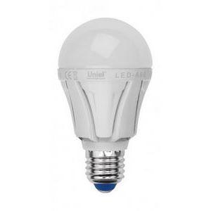 Лампа светодиодная E27 220В 9Вт 3000K LEDA609WWWE2FRALP01WH