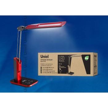 Настольная лампа офисная TLD-515 Red/LED/900Lm/2700-6400K/Dimmer 9104