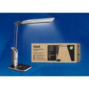 Настольная лампа офисная TLD-515 Silver/LED/900Lm/2700-6400K/Dimmer 9106