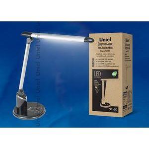 Настольная лампа офисная TLD-517 Silver-Black/LED/900Lm/2700-6400K/Dimmer 9107