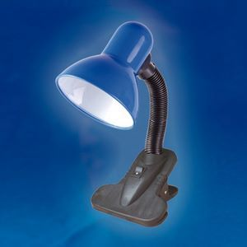 Настольная лампа офисная TLI-222 TLI222LightBlueE27
