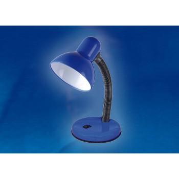 Настольная лампа офисная TLI-224 Light Blue. E27 9412
