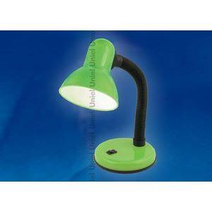 Настольная лампа офисная TLI-224 Light Green. E27 9413