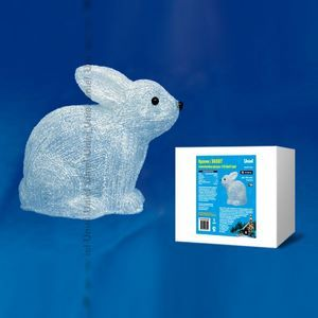Зверь световой Кролик (24,5 см) ULD 9561