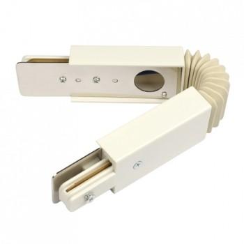 Соединитель для 2-х шинопроводов UBX-Q121 K24 WHITE 1 POLYBAG 10577