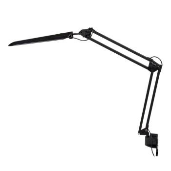 Настольная лампа офисная TLD-524 Black/LED/500Lm/4500K/Dimmer 10608