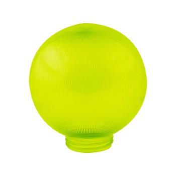Плафон полимерный UFP-P200A GREEN 8486