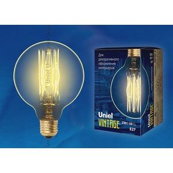 Лампа накаливания UL-00000478 E27 60Вт 230В  сферическая