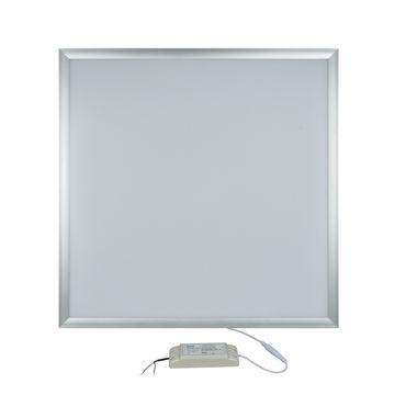 Светильник для потолка Армстронг Uniel Effective silver ULP-6060-42W/NW EFFECTIVE SILVER