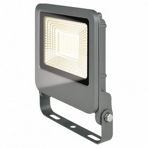Настенный прожектор Uniel ULF-F17 ULF-F17-30W/WW IP65 195-240В SILVER