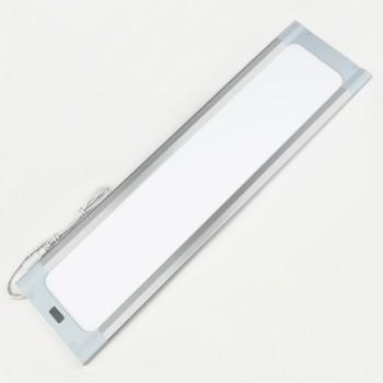 Накладной светильники Uniel Silver ULI-F42-7,5W/RGB/RC/DIM SENSOR IP20 SILVER