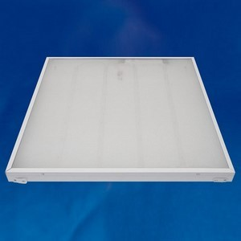 Светильник для потолка Армстронг Uniel Grilyato White ULP-6060 40W/5000К IP40 GRILYATO WHITE