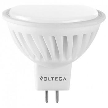 Лампа светодиодная Voltega Ceramics GU5.3 Вт 4000K VG1-S1GU5.3cold10W-C