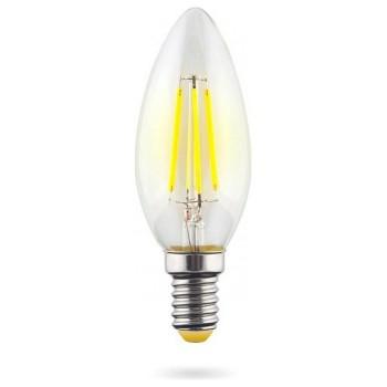 Лампа светодиодная Voltega Candle E14 Вт 2800K VG10-C2E14warm6W-F