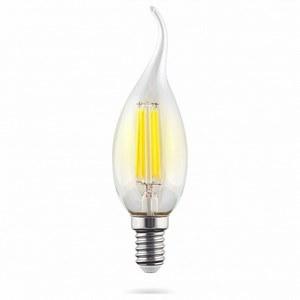 Лампа светодиодная Voltega Candle E14 Вт 2800K VG10-CW1E14warm9W-F