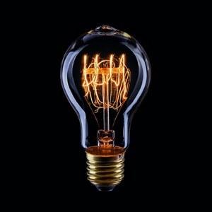 Лампа накаливания Voltega Loft E27 60Вт 2200K 5929