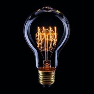 Лампа накаливания Voltega Loft E27 60Вт 2200K 5931