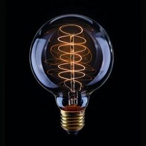 Лампа накаливания Voltega Loft E27 60Вт 2200K 5925