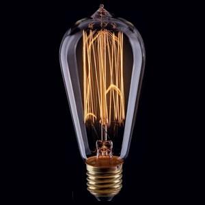 Лампа светодиодная Voltega 591 E27 40Вт 2200K VG6-ST58A1-40W