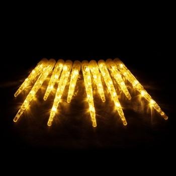 Бахрома световая Дреды [2x0.3 м] Сосульки 55036