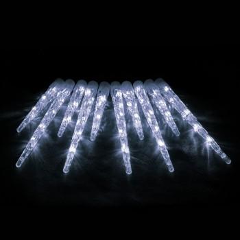 Бахрома световая Дреды [2x0.3 м] Сосульки 55037