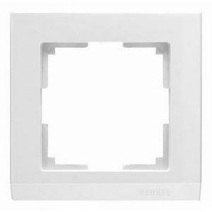 Рамка на 1 пост Werkel Stark WL04-Frame-01 - белый