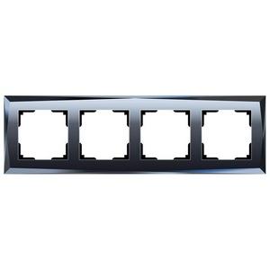 Рамка на 4 поста Werkel Diamant WL08-Frame-04