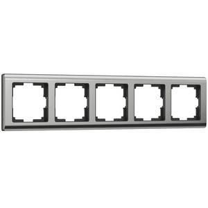 Рамка на 5 постов Werkel Metallic WL02-Frame-05