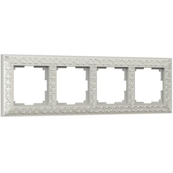Рамка на 4 поста Werkel Antik WL07-Frame-04