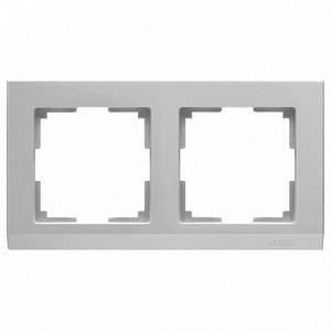 Рамка на 2 поста Stark WL04-Frame-02