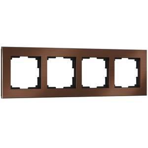Рамка на 4 поста Werkel Aluminium WL11-Frame-04