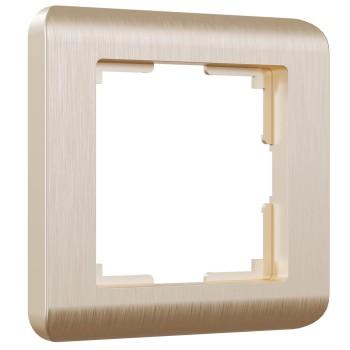 Рамка на 1 пост Werkel Stream WL12-Frame-01
