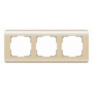 Рамка на 3 поста Werkel Stream WL12-Frame-03