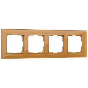 Рамка на 4 поста Werkel Favorit WL01-Frame-04