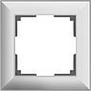 Рамка на 1 пост белая a038837