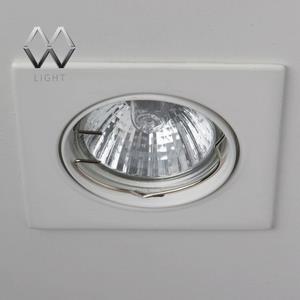 Встраиваемый светильник MW-Light Круз 1 637010501