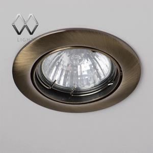 Встраиваемый светильник MW-Light Круз 1 637010301