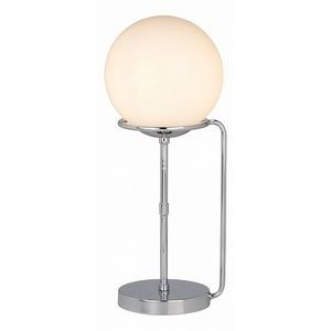 Настольная лампа декоративная Arte Lamp Bergamo A2990LT-1CC