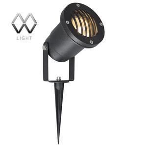 Наземный низкий светильник MW-Light Титан 808040101