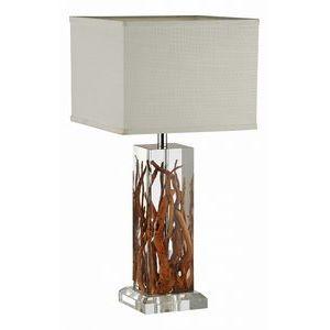 Настольная лампа декоративная Divinare Selva 3200/09 TL-1