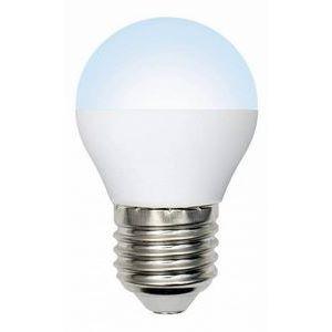 Лампа светодиодная E27 220В 6Вт 3000 K Optima LED-G45-6W/WW/E27/FR/O