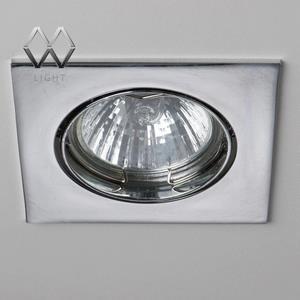 Встраиваемый светильник MW-Light Круз 1 637010401