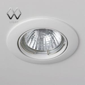 Встраиваемый светильник MW-Light Круз 1 637010201